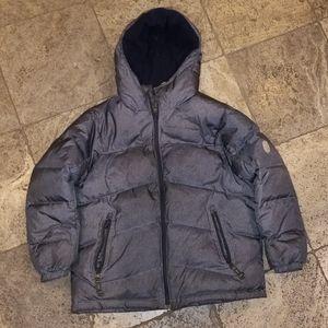 GAP hooded puffer